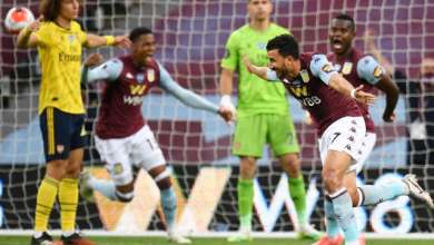 Photo of Aston Villa beat Arsenal to move out relegation, Gunners remain 10th