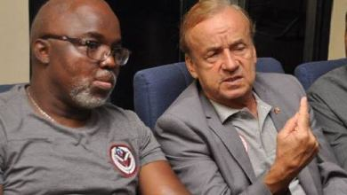 Photo of Pinnick reveals plans on how Rohr will add home based players to Eagles