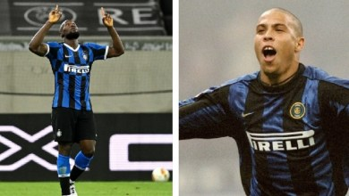 Photo of Lukaku on pace to an identical debut records as Ronaldo's debut at Inter