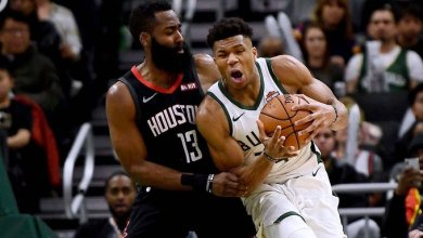 Photo of NBA Round Up: Giannis game-high not enough, Mavs clinch playoff spot