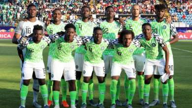 Photo of Super Eagles opponents for October friendlies confirmed