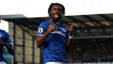 Photo of Ex-PL star wants Iwobi who 'does nothing' for Everton replaced with Zaha