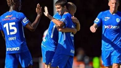 Photo of Dessers, Odey on target for Genk in pre-season friendly games against Lens