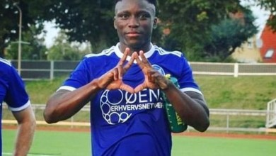 Photo of Olusegun Olakunle scores brace in Fremad Amager big win against Vendsyssel