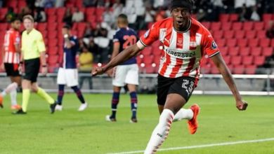 Photo of Noni Madueke goal and assist help PSV to a 3-2 comeback win against PAOK FC