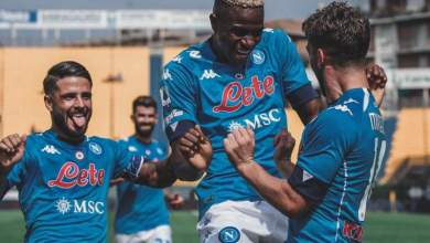 Photo of VIDEO: Watch as Victor Osimhen debuts in Napoli 2-0 win at Parma