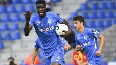 Photo of Onuachu scores two in Genk 3-1 win against KV Mechelen to take tally to four