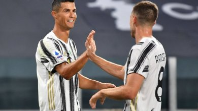 Photo of VIDEO: Ramsey assist for Ronaldo's goal in Juventus league opener win
