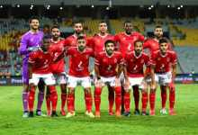 Photo of Ajayi in action as Al Ahly book CAF Champions League final spot