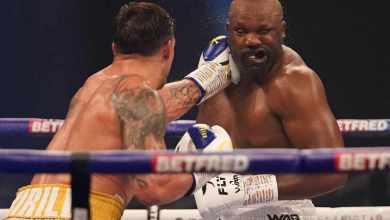 Photo of Usyk beat Chisora to remain mandatory challenger to Joshua belts