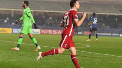 Photo of Liverpool's Diogo Jota ruled out for at least six weeks with knee problem