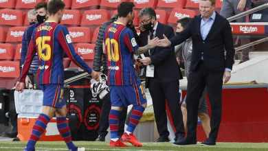 Photo of Koeman Barca equal worst LaLiga start as Messi goal drought goes on