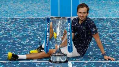 Photo of Medvedev beats Thiem in thriller to claim 2020 ATP Finals title