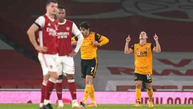 Photo of Wolves stage comeback to pip 9 man Arsenal