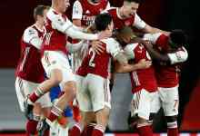 Photo of Arsenal survive Benfica scare to reach Europa last 16, Leicester City drop out of competition