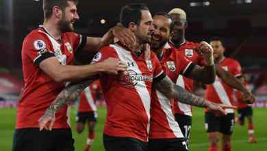 Photo of St. Danny the decider as Saints stun champions Liverpool
