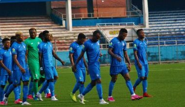 Photo of Enyimba thrashed in Cairo by Pyramids, on brink of CAF Confederation Cup exit