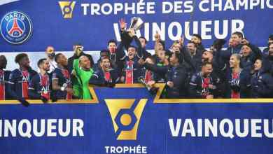 Photo of PSG hand Pochettino his 1st trophy after win against Marseille in Trophee des Champions