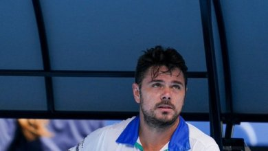 Photo of Wawrinka bows out on Day Three as Djokovic, Osaka, Kyrgios progress