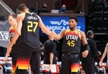 Photo of Jazz thrash depleted Lakers as Warriors record consecutive wins