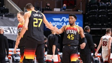 Photo of Mitchell leads Jazz to away win at Chicago Bulls as Clippers recover 22 point deficit to beat Hawks