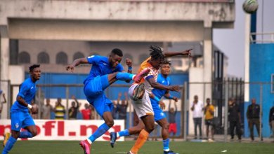 Photo of NPFL action back with Oriental derby in Owerri