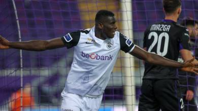 Photo of Unstoppable Onuachu hits 30-goal mark in Belgian Jupiler League