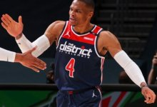 Photo of Record breaking Russell Westbrook leads Wizards to important victory over Cavaliers