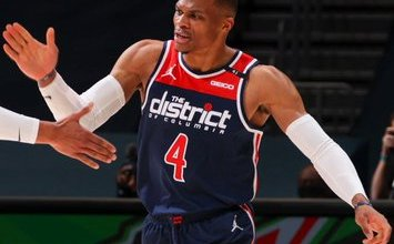 Photo of Westbrook makes NBA history, becomes first man ever to score a 35+ points and 20+ assist triple double