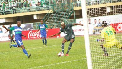 Photo of Super Eagles prove too hot to handle, dispatch Lesotho 3-0 to round up qualifying