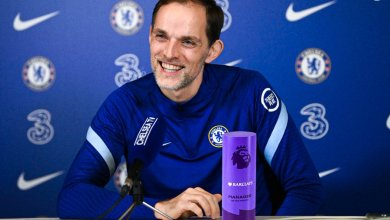 Photo of Tuchel named Premier League Manager of the Month