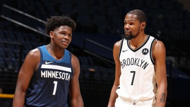 Photo of Durant leads shorthanded Nets to brilliant win over Timberwolves