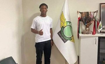 Photo of Turkish club Akhisarspor fall for Nigerian ghost player