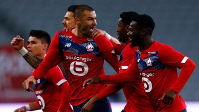 Photo of Brilliant Lille pip PSG to Ligue 1 title