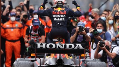 Photo of Max Verstappen wins French GP to extend lead to 12 points