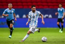 Photo of Messi earns MOTM as Argentina defeats Uruguay in Copa America clash