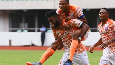 Photo of Atshimene nets brace to send Akwa United six points clear in NPFL title race