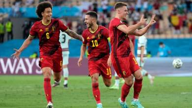 Photo of Hazard thunderbolt ends Portugal Euro 2020 campaign