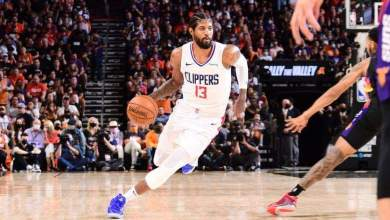 Photo of George stars as Clippers defeats Suns to force Game 6 in Conference Finals