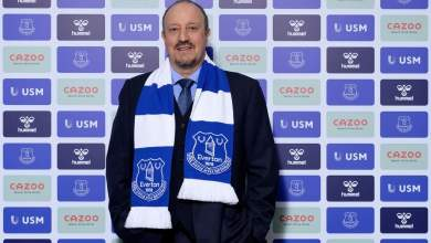 Photo of Former Liverpool boss Benitez announced as new Everton manager