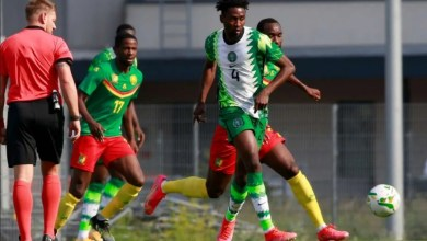 Photo of Super Eagles play barren draw with Indomitable Lions
