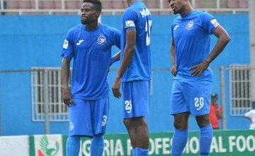 Photo of Adamawa United mathematically relegated from NPFL after Dakkada thrashing