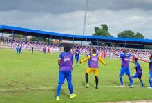 Photo of Bayelsa United lives up to giantkiller billing, eliminates Rivers United from Aiteo Cup
