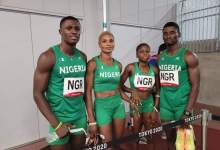 Photo of Team Nigeria delivers mixed performance on Day One of Athletics events