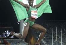 Photo of Amusan breezes through Heat, books place in 100m Hurdles semifinals