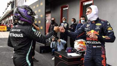Photo of Hamilton misses out on podium as Verstappen wins Austrian GP to extend lead by 32