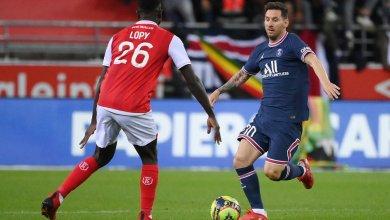 Photo of Messi makes Paris Saint Germain debut in win over Reims