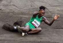 Photo of Joy, despair in Team Nigeria camp as Brume leaps to bronze, Adeniyi falls in wrestling QF