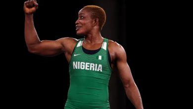 Photo of Oborodudu claims silver for Nigeria's first-ever wrestling Olympics medal