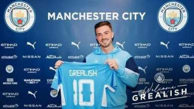 Photo of Grealish joins Manchester City in six-year £100 million mega deal